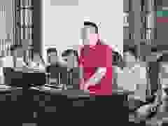 Cựu thiếu tá Võ Văn Quý ăn năn về hành vi của mình