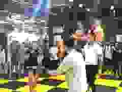 Võ sư Nam Anh Kiệt thua knock-out Lưu Cường sau 6 phút