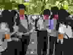 """Phú Yên: Đề thi môn Văn vào lớp 10 tương đối """"dễ thở"""""""
