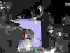 40 kg ma túy được cất giấu trong khối đá granite