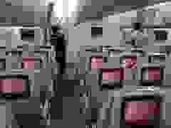 """Xem bảo hộ đặc chủng trên máy bay đi Guinea Xích đạo """"giải cứu"""" người Việt"""