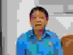 Ông Nguyễn Tấn Pháp - Chủ tịch Công đoàn cơ sở Công ty Pouchen VN, phường H