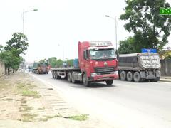 """Hà Nội: Hàng loạt xe """"hổ vồ"""" bị xử phạt tại vùng ven đô"""