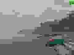 Ngư dân vùng biển Nghệ An đối phó với bão số 2