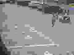 Hai tên cướp tấn công người dân để tẩu thoát