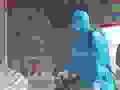 Hà Nam tiến hành phun khử khuẩn ổ dịch theo đúng quy định
