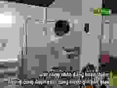Hình ảnh mới nhất bên trong Bệnh viện dã chiến Tiên Sơn trước giờ bàn giao