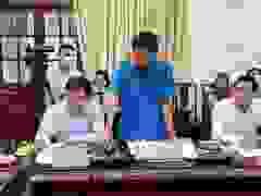 Ông Lê Đình Quảng - Phó Ban Quan hệ lao động (Tổng LĐLĐ VN) phát biểu