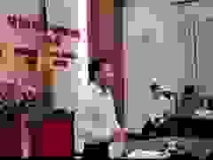Thứ trưởng Lê Văn Thanh phát biểu