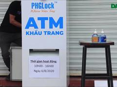 """""""ATM khẩu trang"""" ở Sài Gòn"""