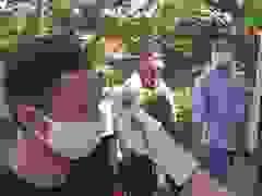 Thí sinh Đắk Nông làm thủ tục dự thi tốt nghiệp THPT
