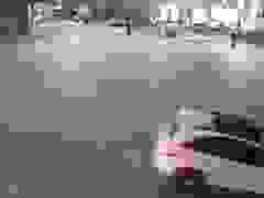 """Một tình huống chuyển hướng """"cồng kềnh"""" của tài xế ô tô"""
