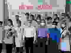 Bác sĩ và điều dưỡng Thừa Thiên Huế ra quân chi viện Đà Nẵng chống Covid-19