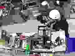 Đôi nam nữ cướp hơn 800 ngàn đồng ở cửa hàng tiện lợi trong 6 giây