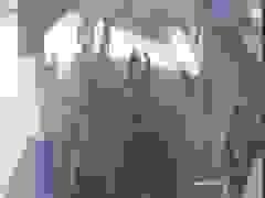 Nữ tài xế gây tai nạn vì đạp nhầm chân ga khi dừng xe đổ xăng