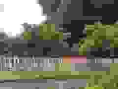 Biển lửa bao trùm tại Khu công nghiệp Yên Phong