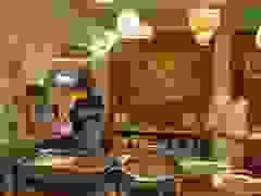 Quán buffet cho khách tự phục vụ, tự trả tiền