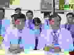 Khai giảng năm học mới ở Vĩnh Long