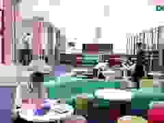 Khám phá thư viện 15 tỷ ở trường chuyên Trần Đại Nghĩa