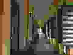 Kiến trúc độc đáo ngôi trường tồn tại hơn 1 thế kỷ