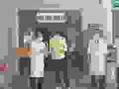 Bệnh nhân 750 được điều trị thành công