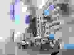Khoảnh khắc vụ nổ kinh hoàng ở khách sạn Trung Quốc
