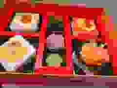 Độc đáo bánh trung thu sushi
