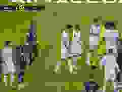 Màn xô xát khiến Neymar cùng 4 cầu thủ bị đuổi ở trận PSG-Marseille