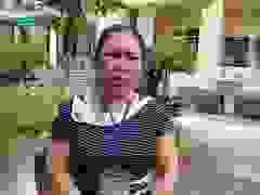 Chị Ngyễn Thị Liên - Trưởng phòng Y tế nuôi dưỡng Trung tâm Bảo trợ xã hội