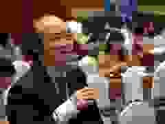 PGS.TS Cao Văn Sâm tại Hội nghị cấp Bộ trưởng Lao động và Giáo dục ASEAN