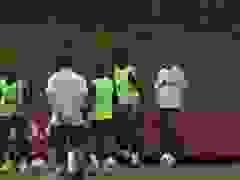 Man Utd tập luyện trước trận gặp Crystal Palace