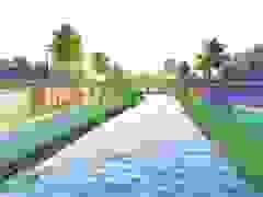 """Xem mô hình cải tạo sông Tô Lịch thành """"Công viên Lịch sử-Văn hóa-Tâm linh"""""""