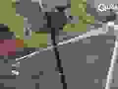 Cận cảnh quá trình xây dựng các tua bin gió khổng lồ