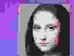 Nhân vật trong các bức tranh nổi tiếng được tái hiện gương mặt thật nhờ AI