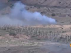 Armenia công bố video tấn công xe quân sự Azerbaijan