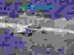 Xe tăng Armenia nổ tung do trúng hỏa lực Azerbaijan