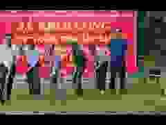 Phấn chấn ngày khởi công cầu Dân trí thứ 18 tại vùng biên giới Nghệ An