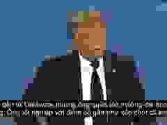 Trump - Biden tranh cãi quyết liệt về sự thông minh của đối phương