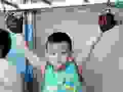 """Lớp võ """"đặc biệt"""" dành cho trẻ em chậm phát triển tại Sài Gòn"""