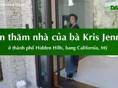 Ngôi nhà của bà Kris Jenner