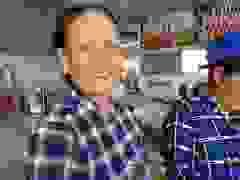 Người dân Ninh Thuận chia sẻ về bánh tét nghĩa tình