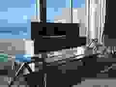 Cận cảnh mẫu TV màn hình cuộn của LG