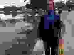Người dân vùng lũ Phong Bình, Phong Điền cảm ơn bạn đọc báo Dân trí