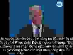 Ông Biden chỉ trích phản ứng với Covid-19 của ông Trump
