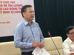 Thứ trưởng Lê Văn Thanh phát biểu tại Hội nghị