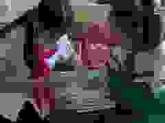 Nghệ An quyên góp hàng nghìn bộ SGK, đồ dùng học tập tặng học sinh vùng lũ