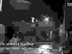 Gió dữ dội trên đảo Lý Sơn