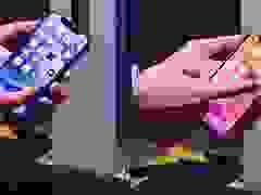 So sánh độ bền của iPhone 12 và 12 Pro khi thả rơi tự do xuống nền cứng