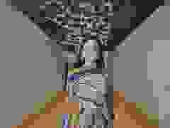 Trước thềm Chung kết Hoa hậu Trái Đất, Thái Thị Hoa gây ấn tượng với Trang