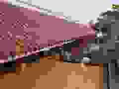 Vùng đồng bằng không mưa, nước lũ vẫn dâng cao